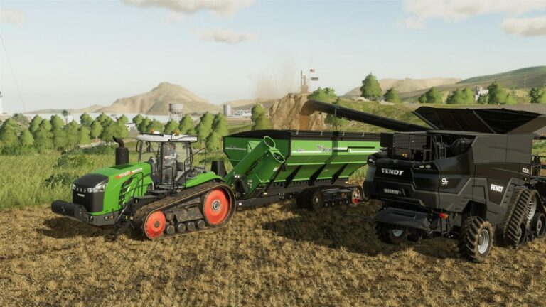 Farming Simulator 21 will not be released