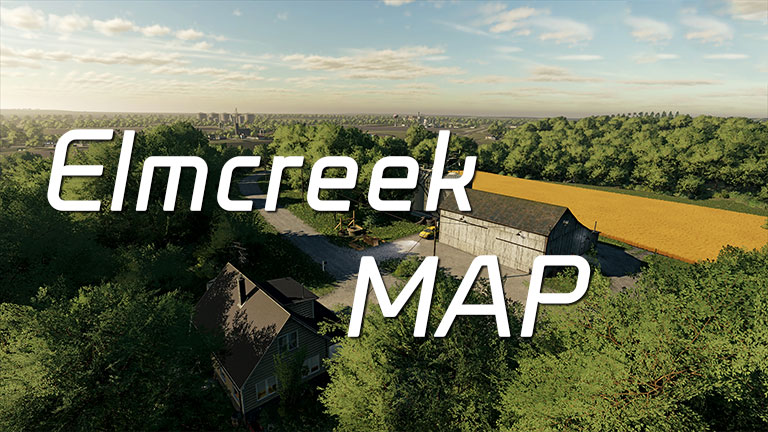 American map for FS22