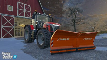 Example Tractor mod