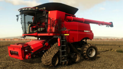 Example Harvester mod